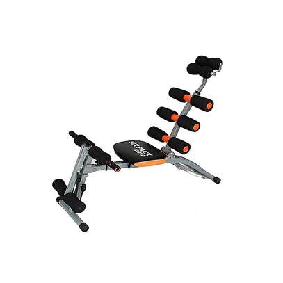 Multifunction Abdominal Six Pack Care Bench image 3