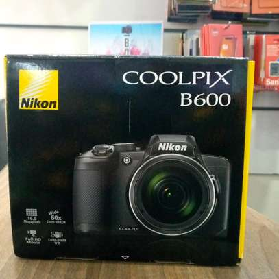 Nikon COOLPIX B600 Digital Camera (Black) image 1