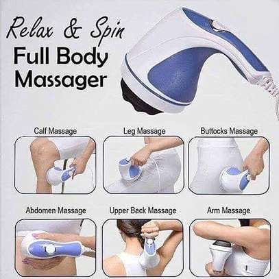 Relax & Spin Tone full body massager 5 in 1 image 1