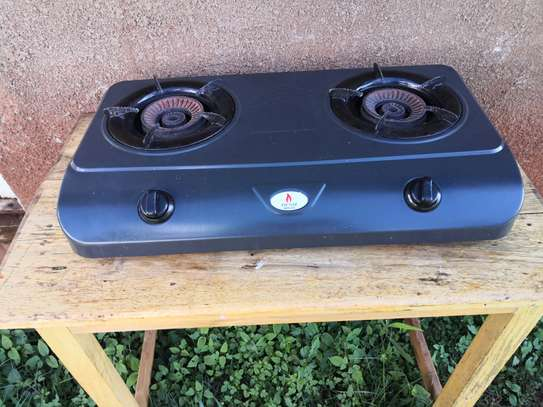 TABLE TOP COOKER/TABLE