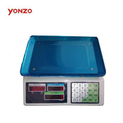 Hot Selling Proper Price Digital 30kg Electronic Weighing Scales image 1