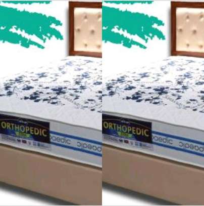 Single Bed 4 by 6 Bed Set: Orthopaedic/Posturepaedic 10 thick Quilted Mattress+Bed+Headboard brand new free delivery