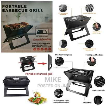 Heavy Portable Barbecue Grill X-Type image 2