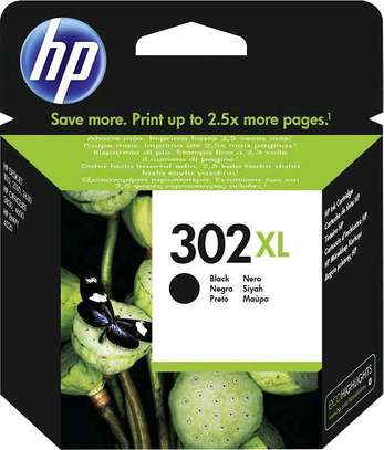 302 inkjet cartridge black F6U66AE image 3