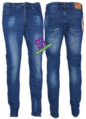 Blue Wash LTB Slim Fit Jeans
