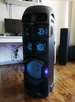 Sony MHC-V81D High Power Party Speaker With BLUETOOTH Technology image 2