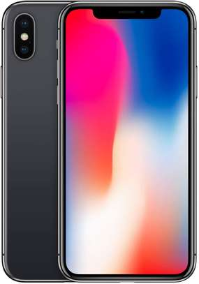 Apple iPhone X 128GB -Brand new sealed image 1