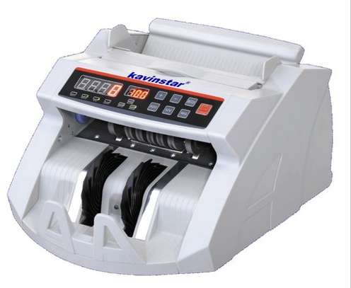 Note Currency Counting Machine image 1