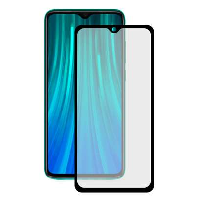 5D HD Clear Tempered Glass Front Screen Protector for Xiaomi Note 8 ,Note 8 Pro, Note 8T image 4