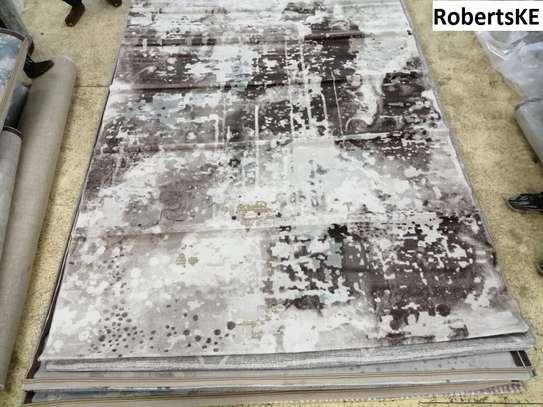 Durable Elegant non-skid persian carpet image 9