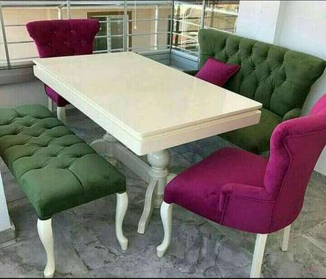 Classical dinning tables image 2