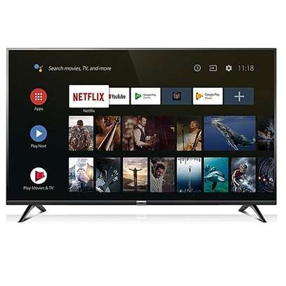 "Skyworth 43"" SMART ANDROID TV 43E2A – Black"
