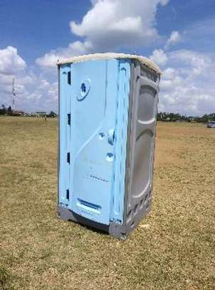 Mobile toilets available for hire