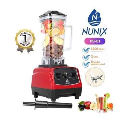 Nunix Commercial Blender image 1