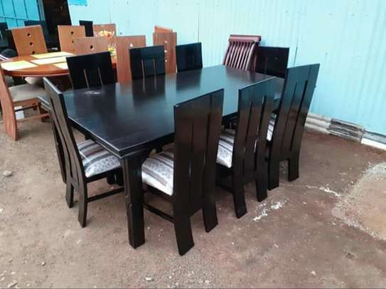 8 sitter dinning tables