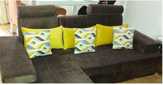 Mix and match throw pillows image 1