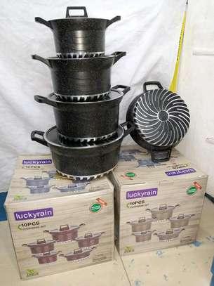 Luckyrain granite cookware image 2