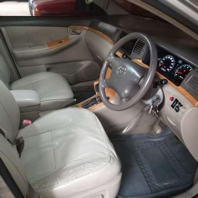 Mint Toyota Corolla Luxel up for grabs image 3