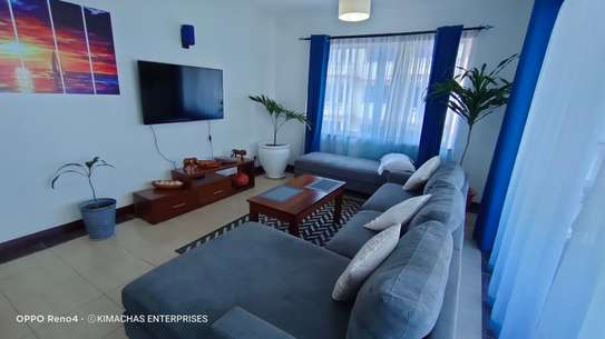 Furnished 2 bedroom apartment for rent in Mkomani image 15