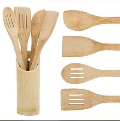 Bamboo  mwiko set image 1