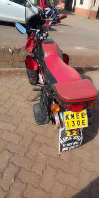 Motorbike image 2