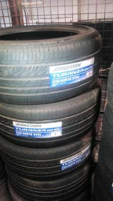 OFFER!! Bridgestone 245/45/17 Turanza