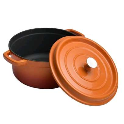 Cast iron cooking set image 1