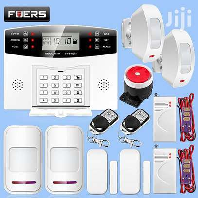 Wireless GSM Home Alarm System image 1