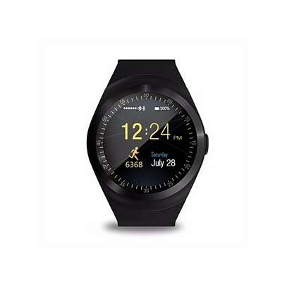Smart Watchs Y1 Round display support Nano SIM &TF Card