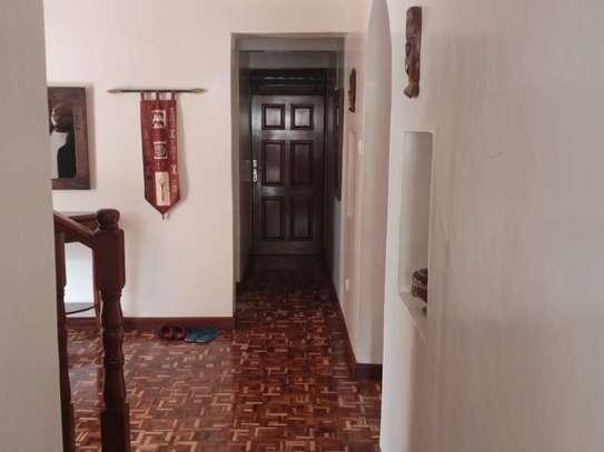 Furnished 3 bedroom house for rent in Karen image 20