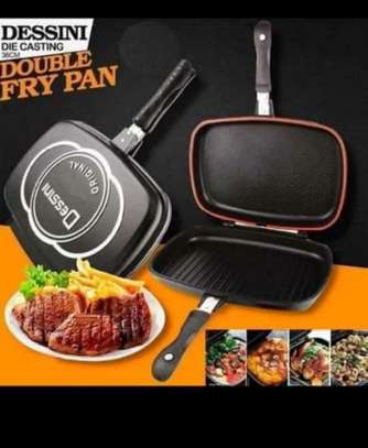 Double Grill Pan Dessini