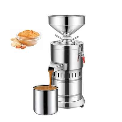220V 15kg/h Commercial Peanut Butter Machine image 1