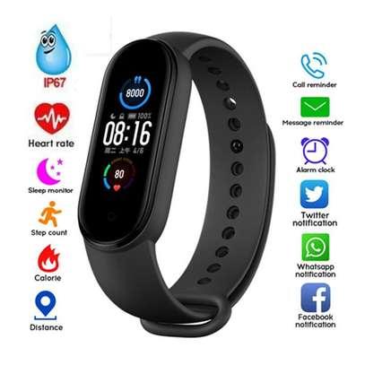 Smart Watch M4 Wireless Smart Bracelet Intelligent Wrist Band image 2