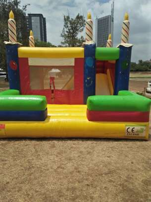 2 in 1 bouncing castles, trampolines, water slides, water pools clowns, face painting candy floss machines and many more image 5