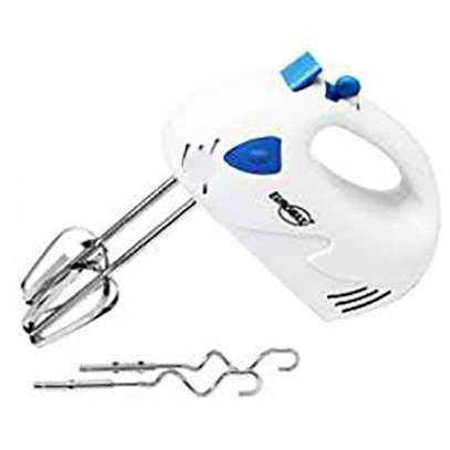 Hand mixer- White And Blue