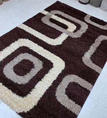 carpets brown and light patterned image 1