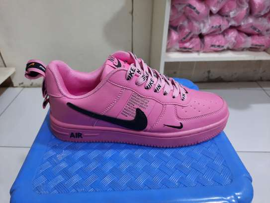 Nike Air Force Women's- Pink image 1