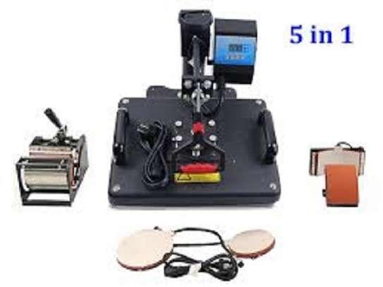heat press machine image 1