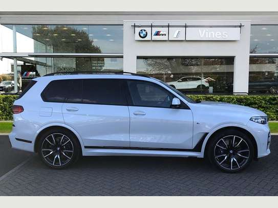 BMW X7 2020 X7 xDrive30d M Sport 3.0 5dr image 3