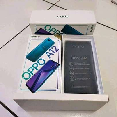 Selling New oppo A12. For more information call, text or visit our shop image 1