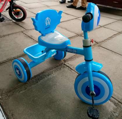 Baby tricycle image 1