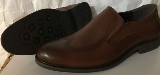 Men's Official Italian Leather Shoes with rubber sole image 6