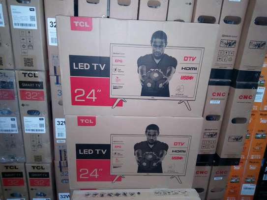 TCL 24 INCH DIGITAL BRAND NEW TV image 1