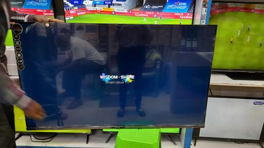 Nobel 43 inches Android Smart Digital Frameless Tvs