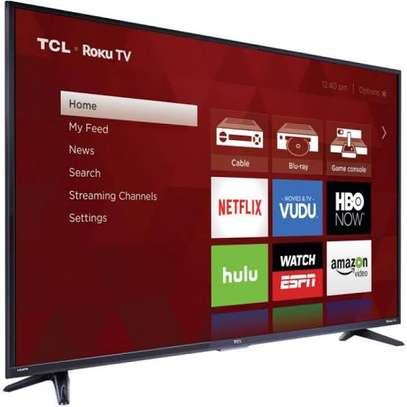 "55"" TCL smart tv"