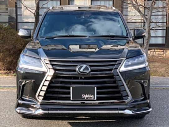 Lexus LX 570 2019 Black