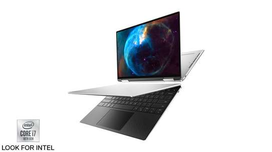 Dell XPS 13 Inch 7390 2-in-1 Laptop with HDR Display image 1