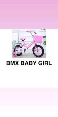 BMX baby girl and boy bike image 1