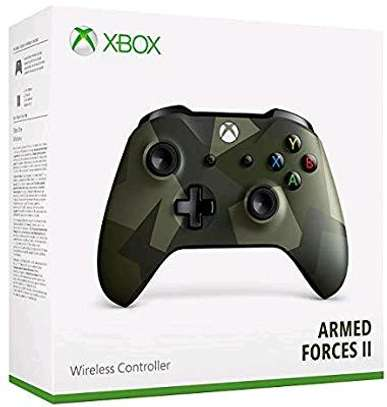 Xbox One Wireless Controller-Armed Forces II image 2
