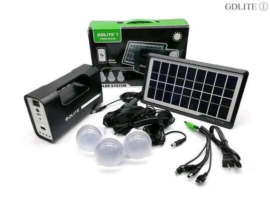Multifunction solar lighting system image 1